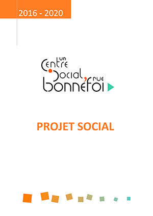 Télécharger le Projet social 2016-2020