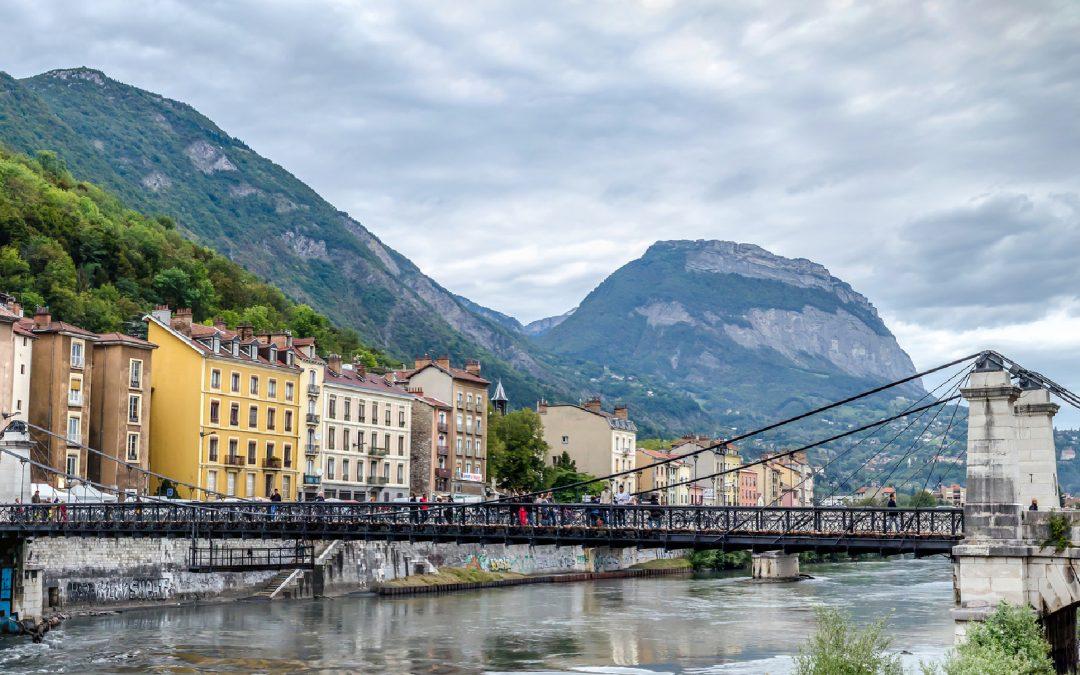 Sortie familles à Grenoble